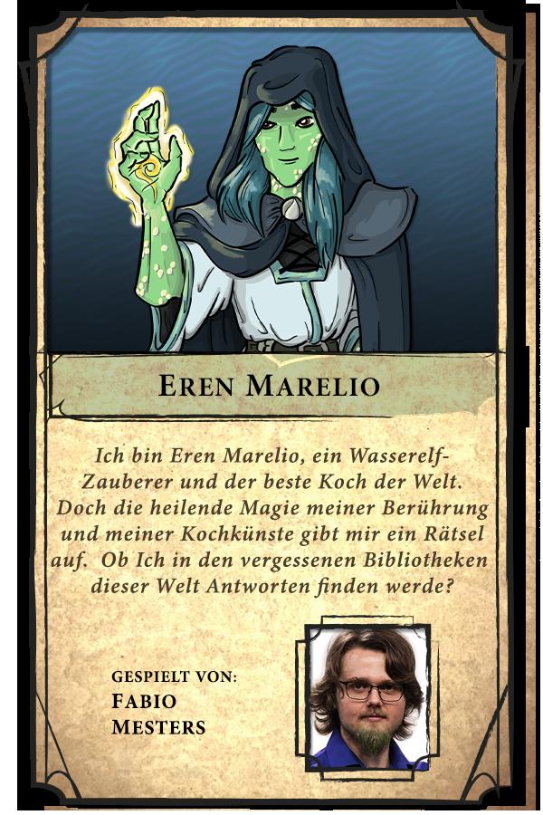 Eren Marelio