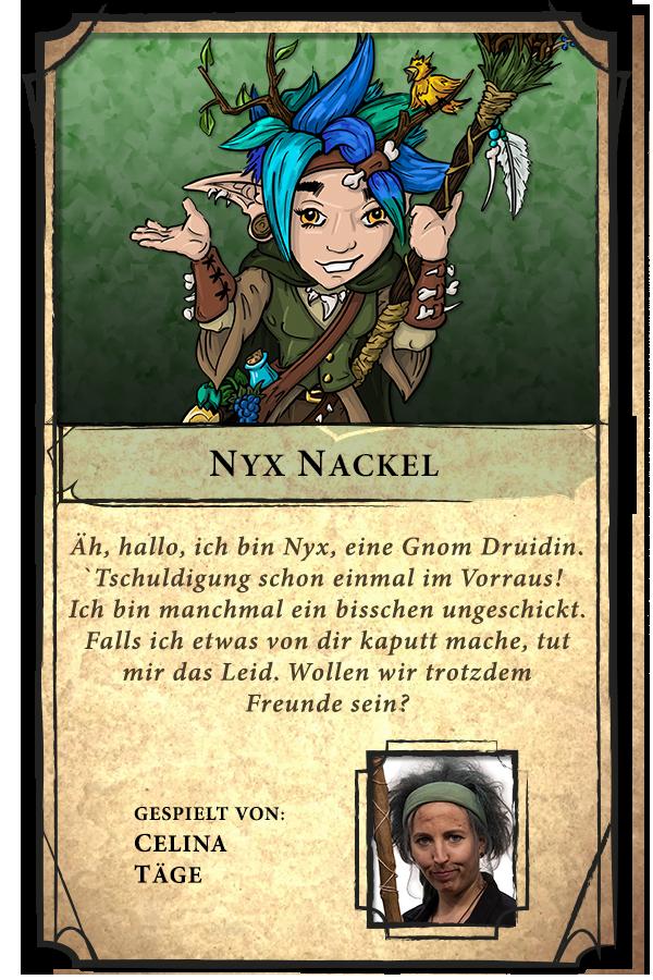 Nyx Nackel